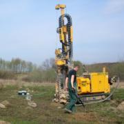 Prace wiertnicze MH-Geo 2