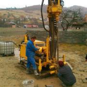 Muszyna prace wiertnicze MH-Geo 1