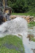 wiercenie studni głębinowej - młotek dolny - Małopolska MH-Geo (2)